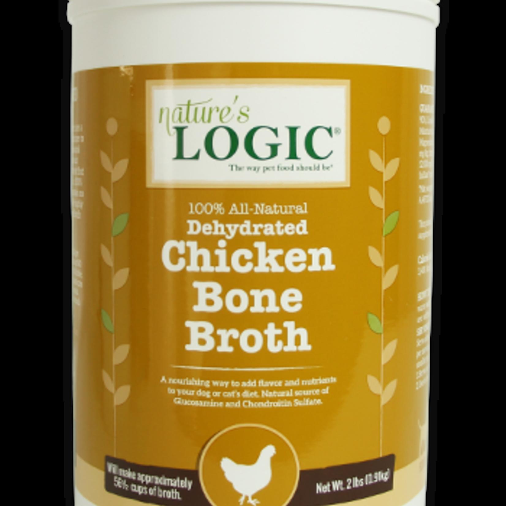 Natures Logic Natures Logic Dehydrated Chicken Bone Broth 6 OZ