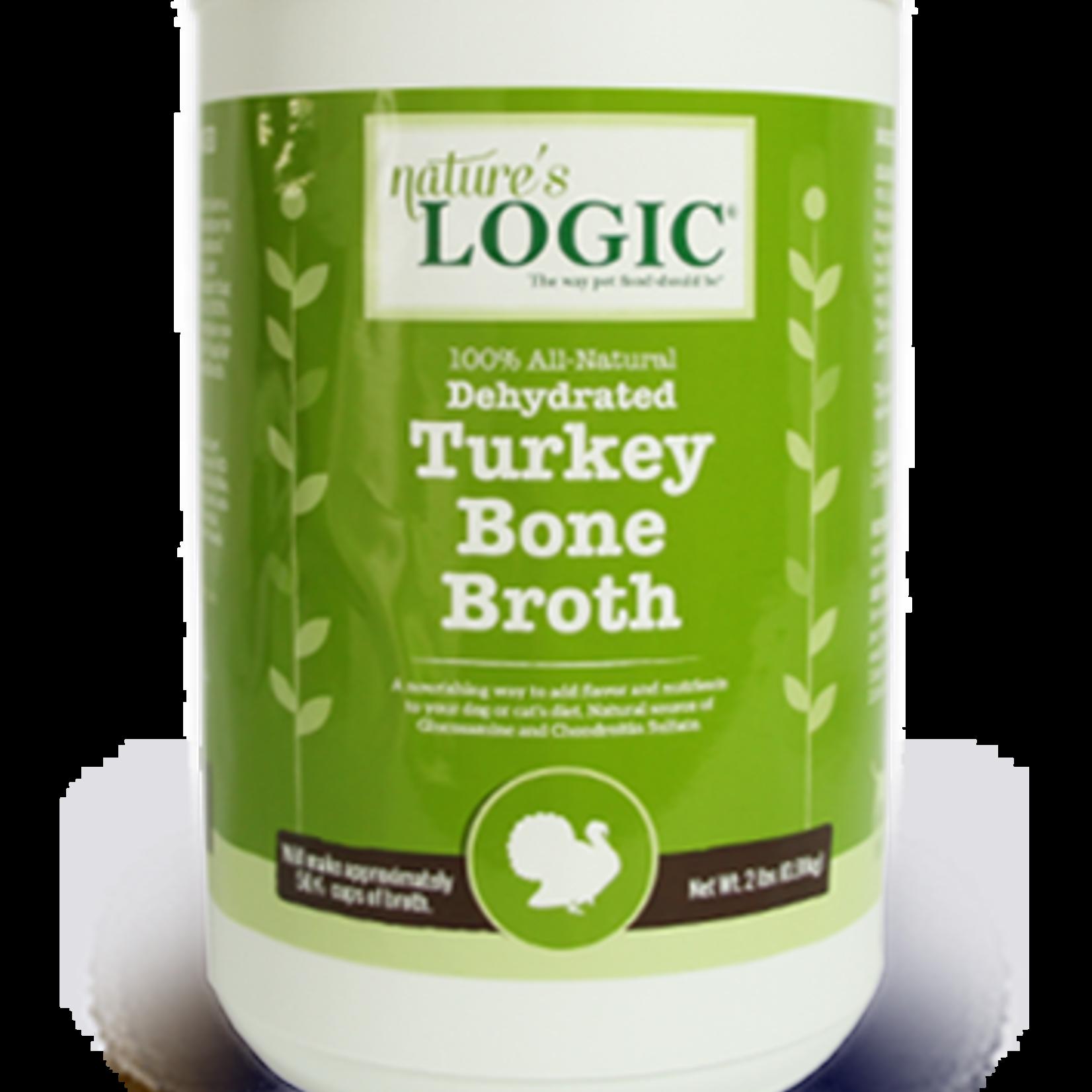Natures Logic Natures Logic Dehydrated Turkey Bone Broth 6 OZ