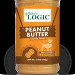 Natures Logic Natures Logic Peanut Butter12 OZ