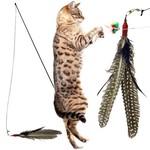 Go Cat Toys Go Cat Da Bird With Rod