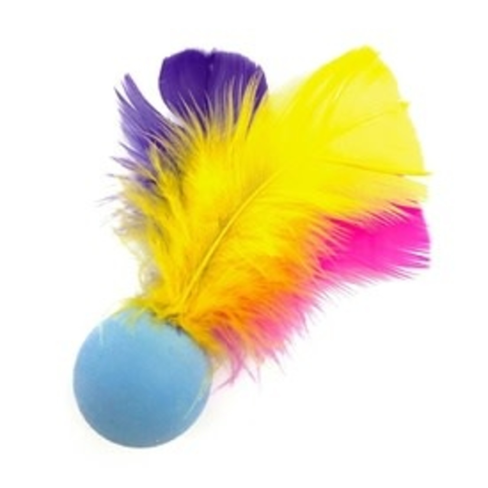 Go Cat Toys Go Cat Feather Pong (Single)