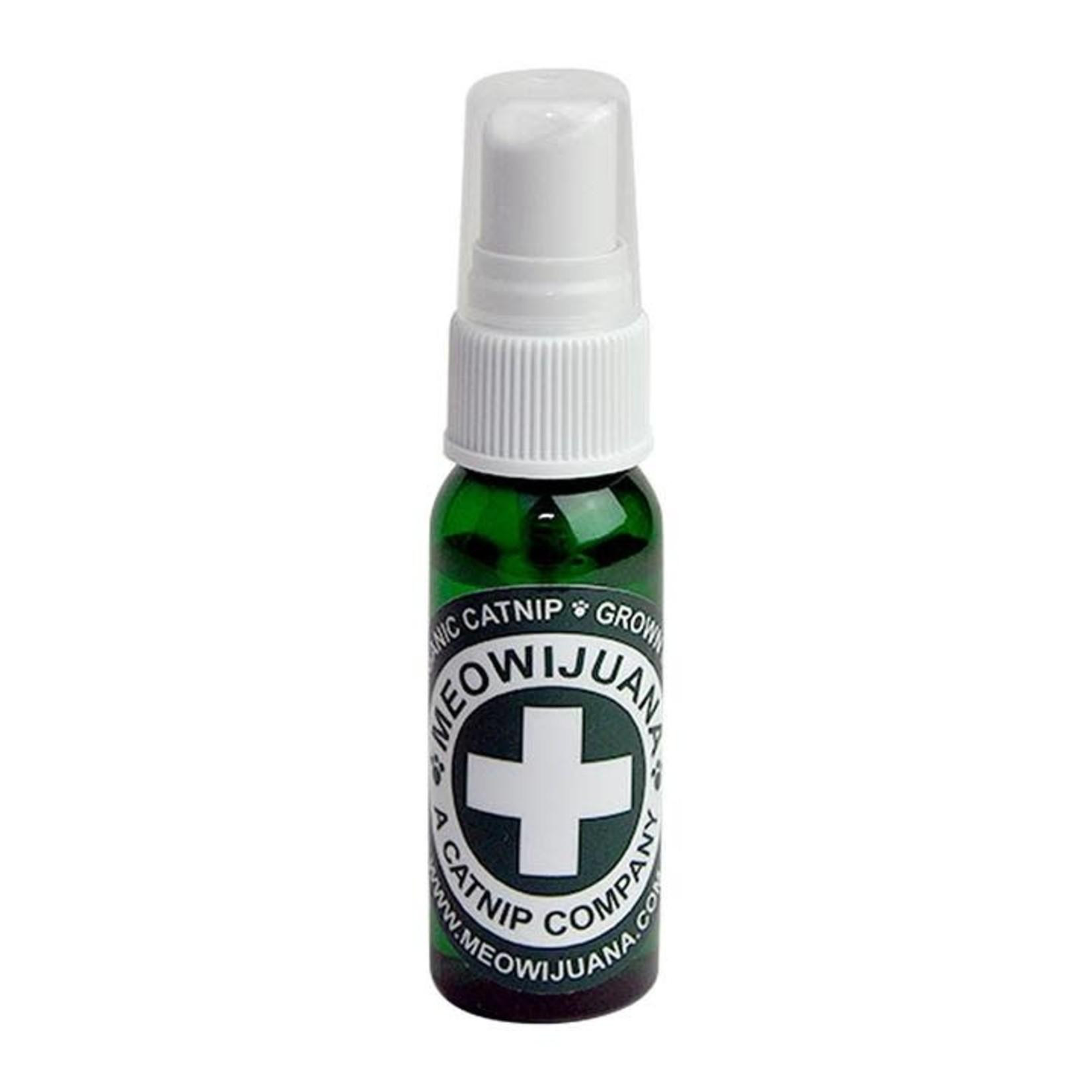 Meowijuana Meowijuana Organic Catnip Spray 1 OZ