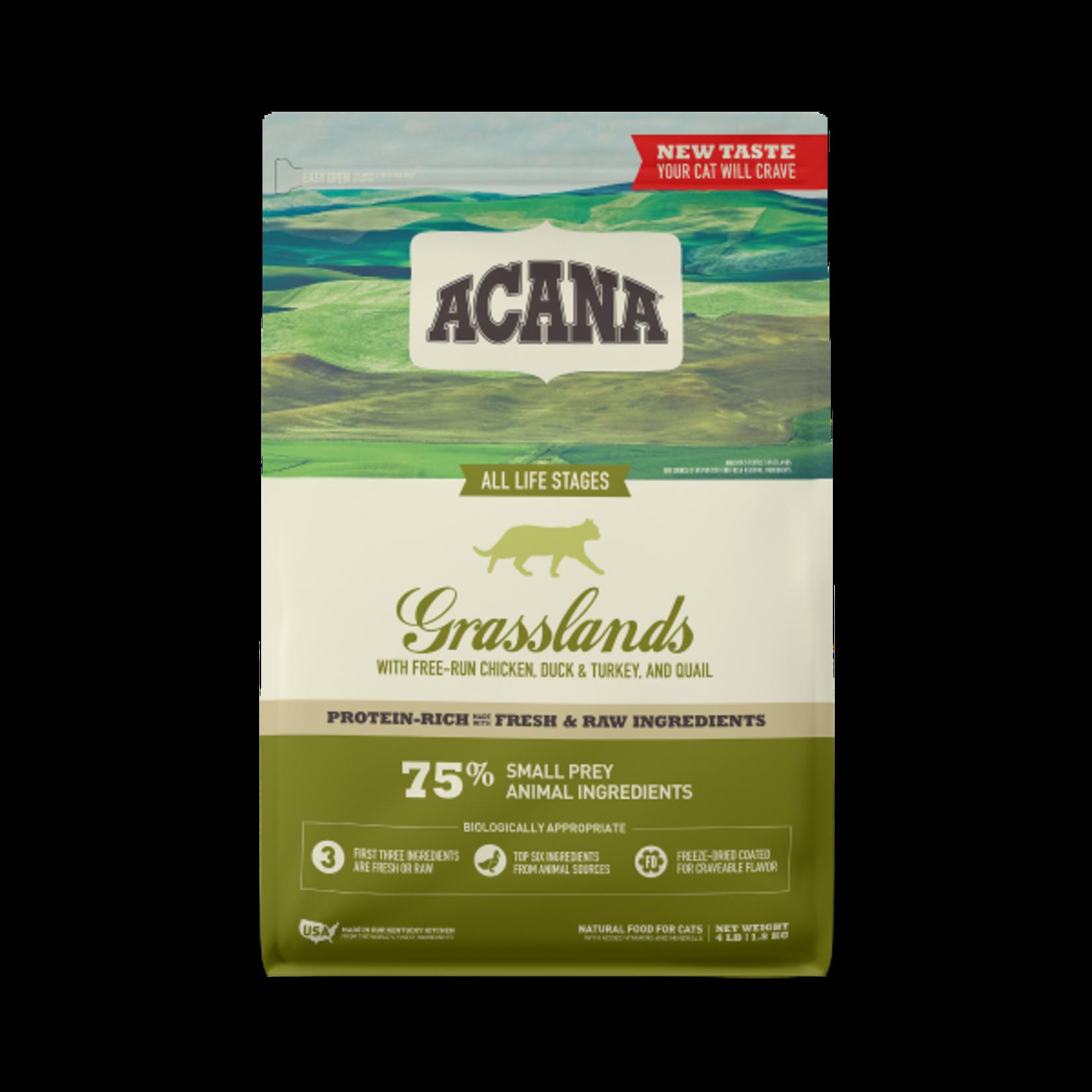 Champion Pet Foods Acana Cat Grasslands 4#
