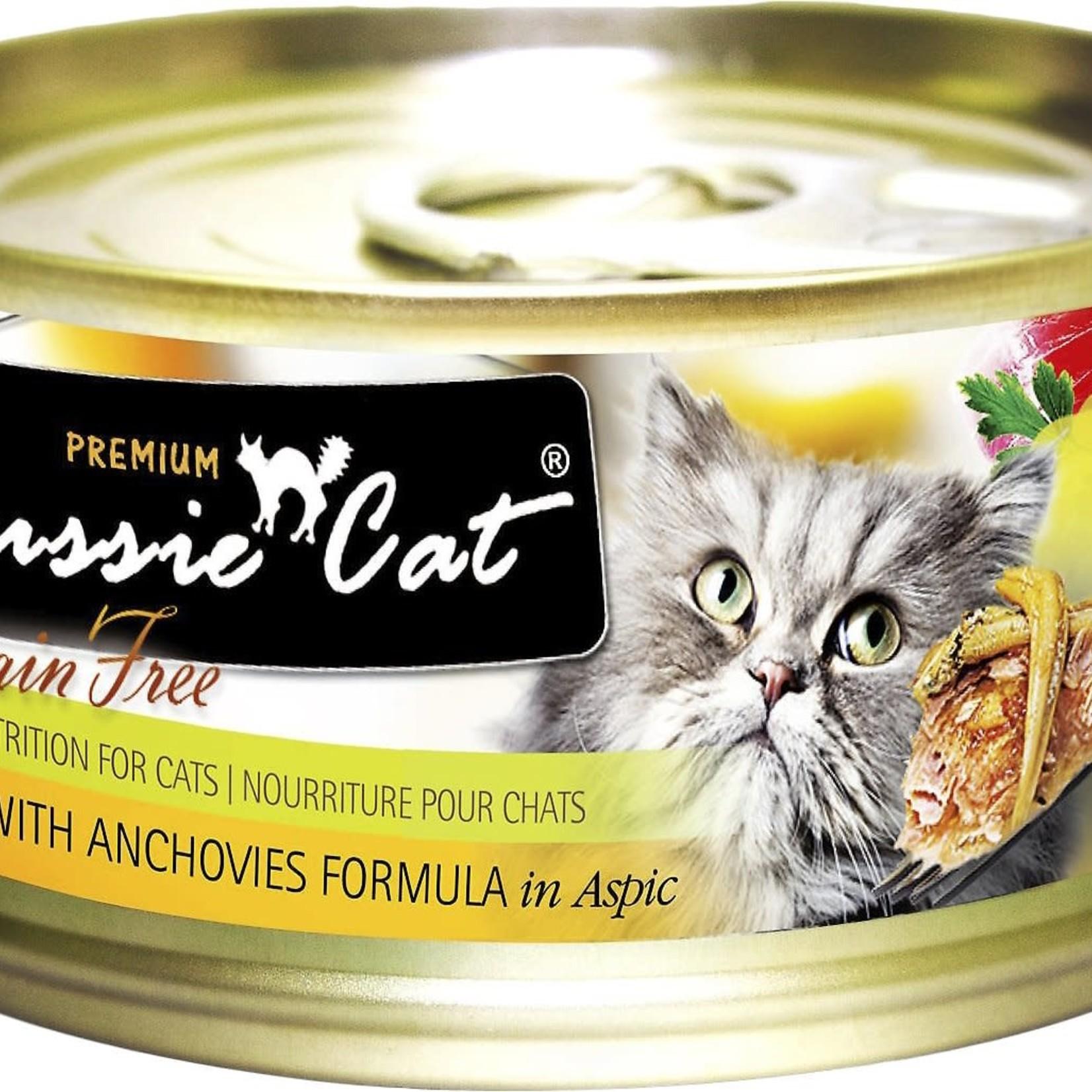 Fussie Cat Fussie Cat Tuna & Anchovies 5.5 OZ