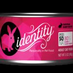 Identity Identity Cat Persona Free-Range Rabbit 3 OZ