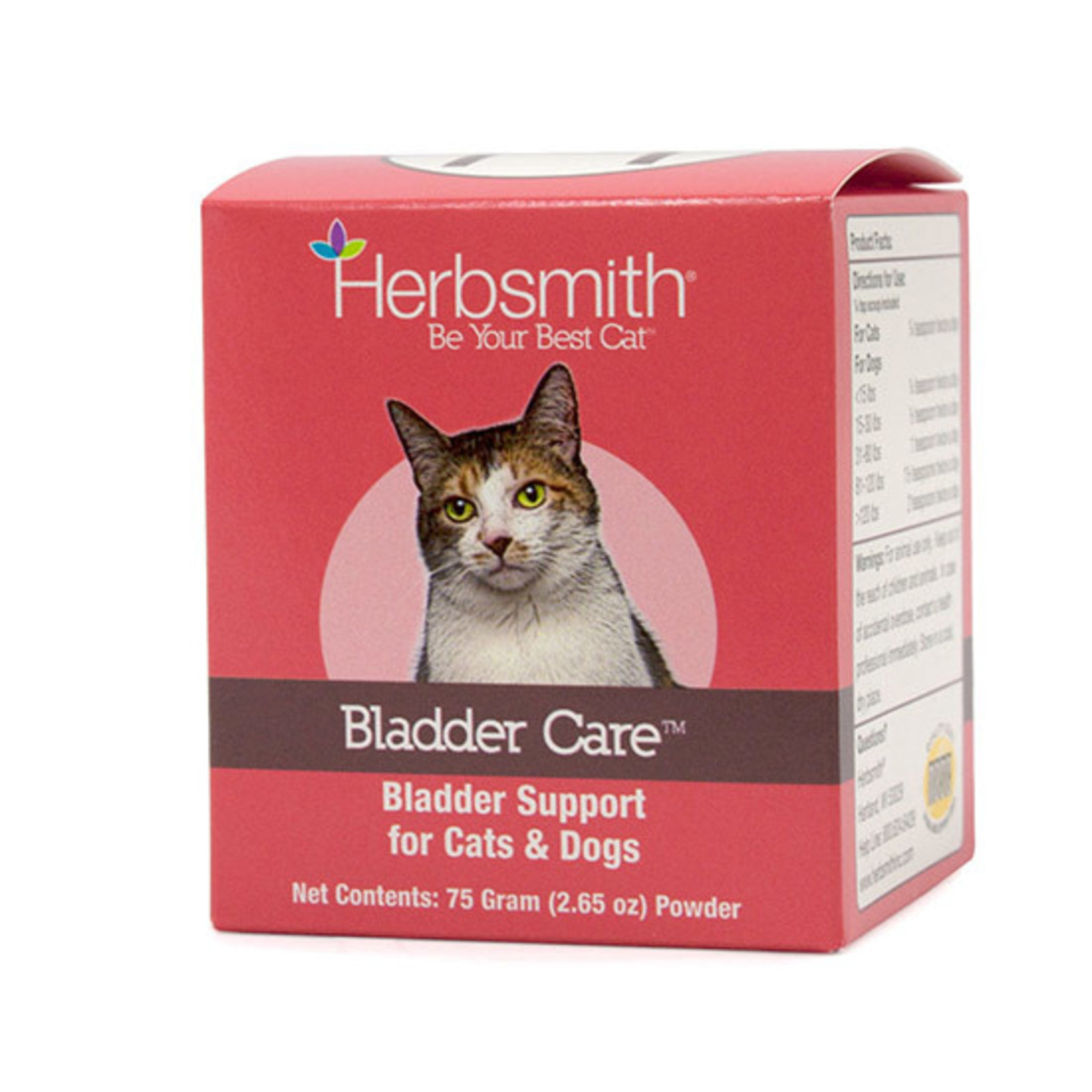 Herbsmith Herbsmith Bladder Care 75 G For Cats & Dogs