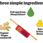 Colorado Hemp Honey Colorado Hemp Honey Ginger Soothe Single Stick