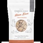 Green Juju Bison Liver Trainers 3 OZ