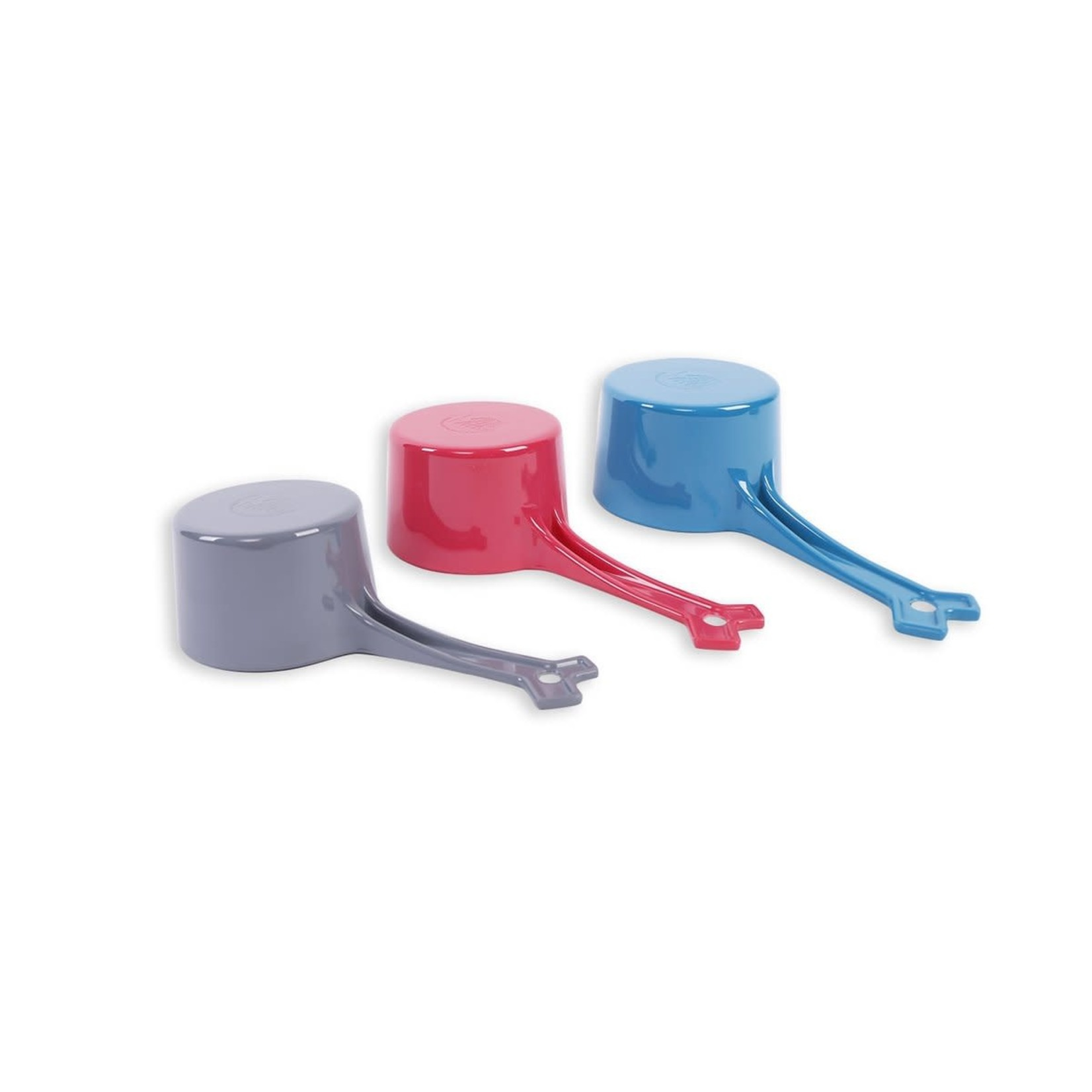 Messy Mutts Messy Mutts Food Scoop 1 CUP Grey