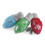 HuggleHounds HuggleHounds Christmas Lights Assorted Single