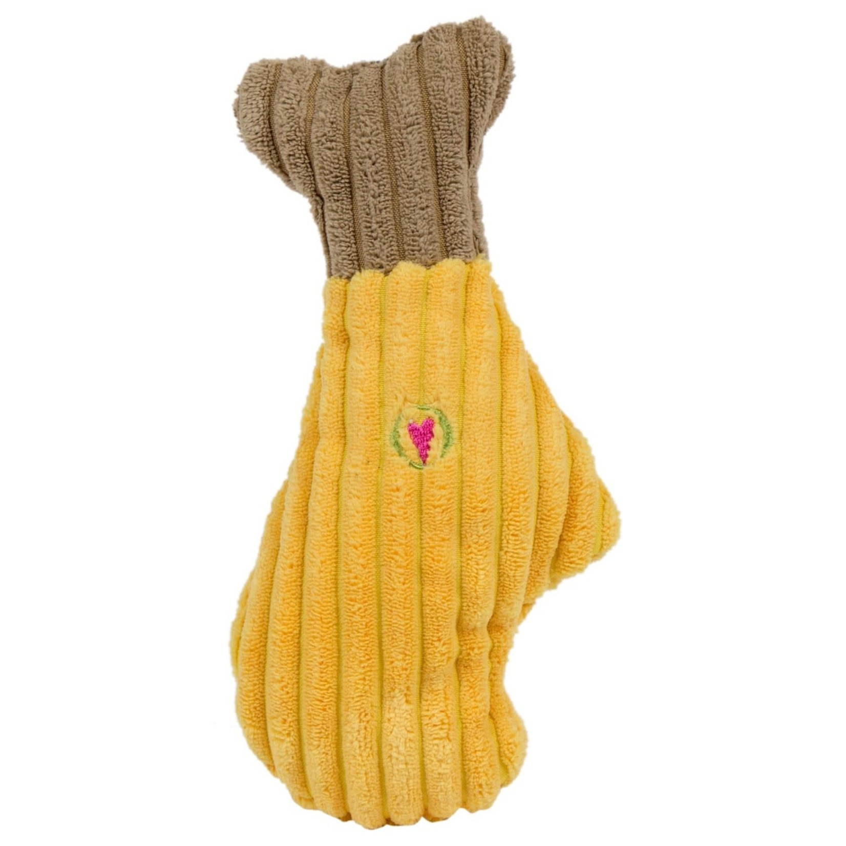 HuggleHounds HuggleHounds Thanksgiving Plush Drumstick
