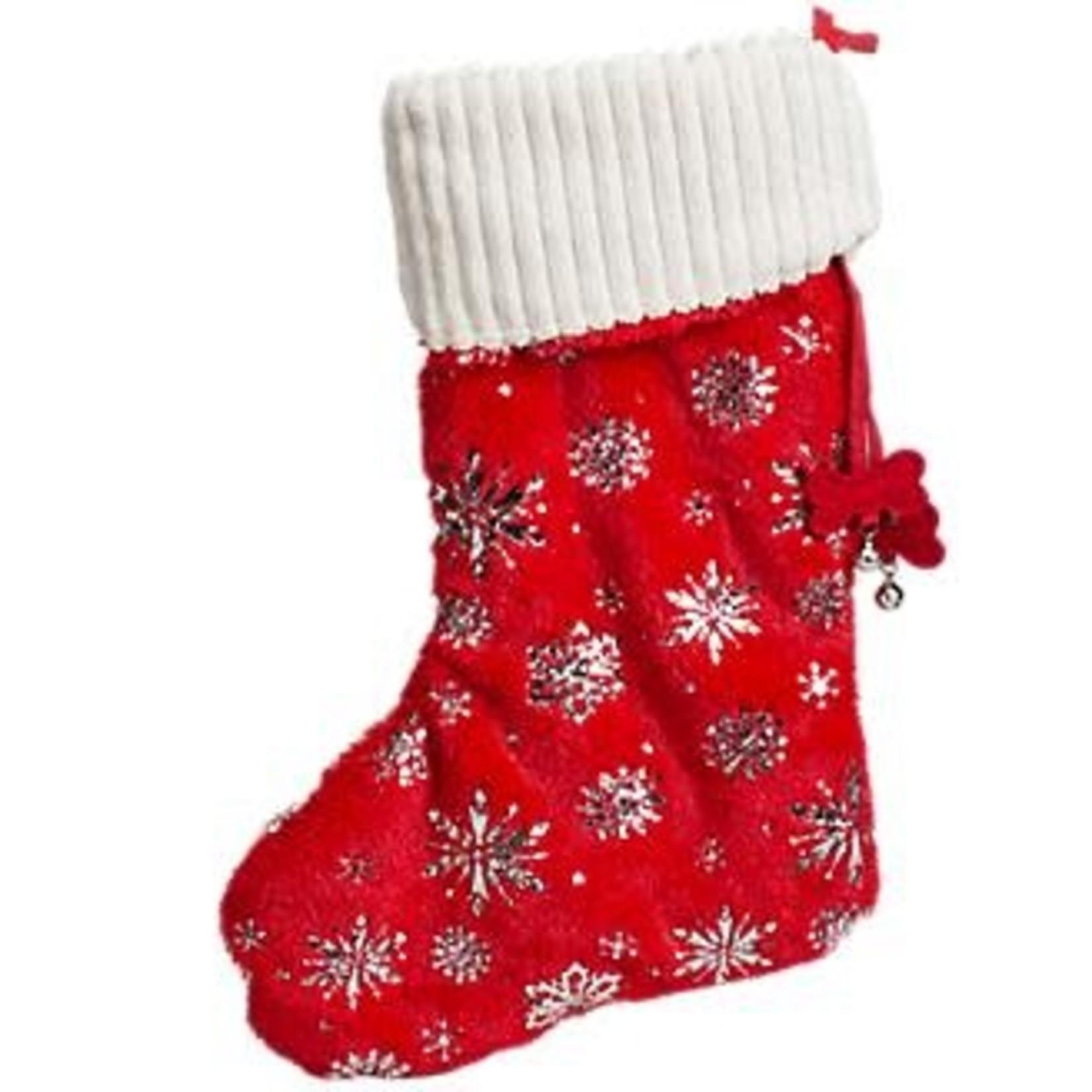 Huggle Hounds HuggleHounds Dog Christmas Glitz Stocking