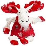 HuggleHounds HuggleHounds Knottie Christmas Glitz Moose Super-size