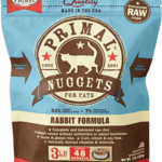 Primal Pet Foods Primal Cat Frozen Rabbit 3#
