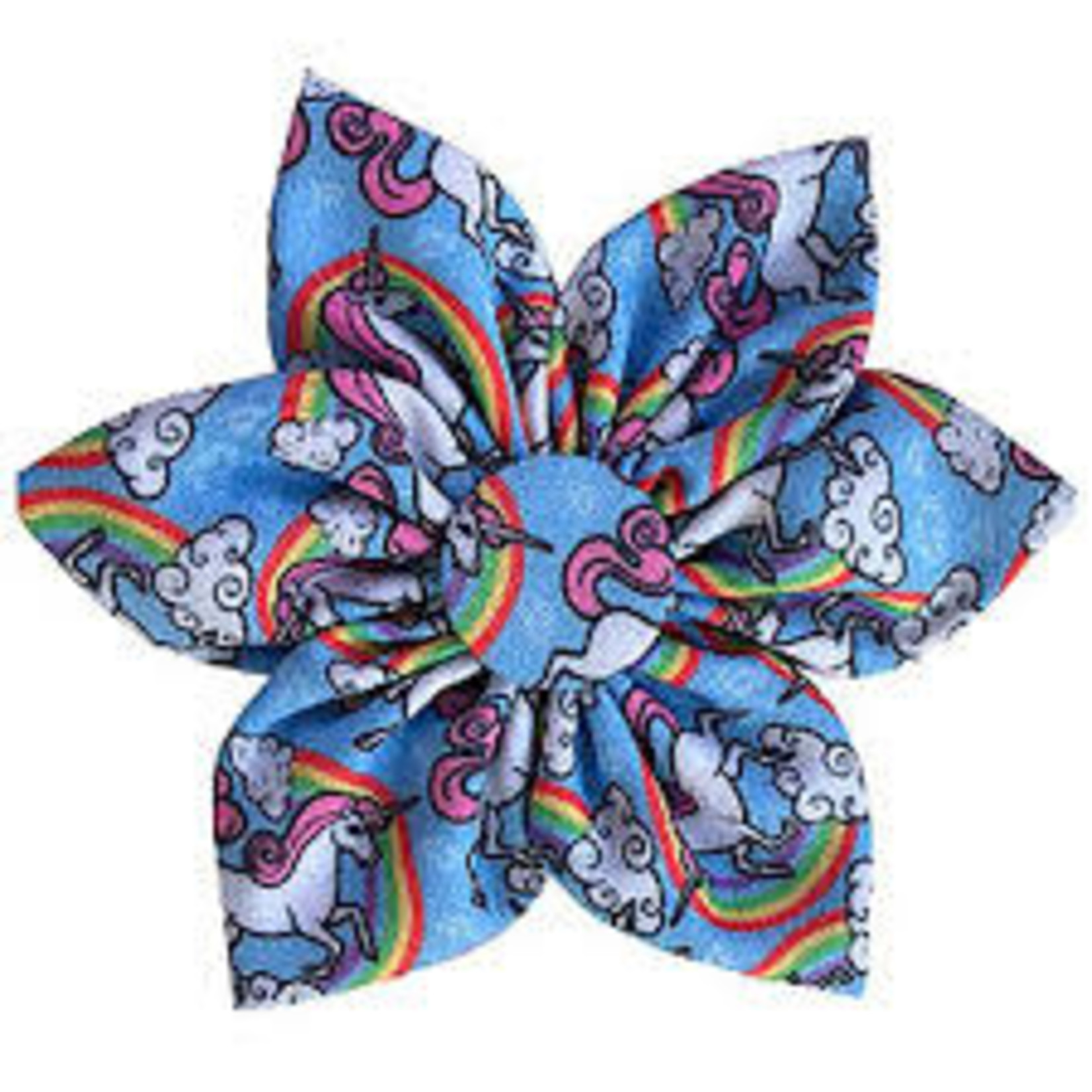 Huxley & Kent Huxley & Kent Pinwheel Magic Unicorn Large