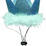 Huxley & Kent Party Crown Blue Small
