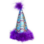 Huxley & Kent Party Hat Magical Unicorn Large