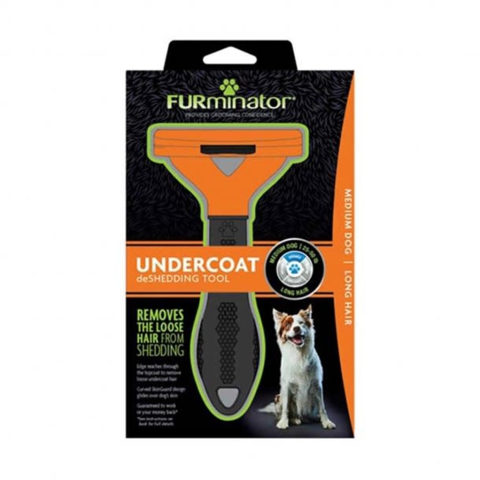 Furminator Inc. Furminator Dog Undercoat Deshedding Tool