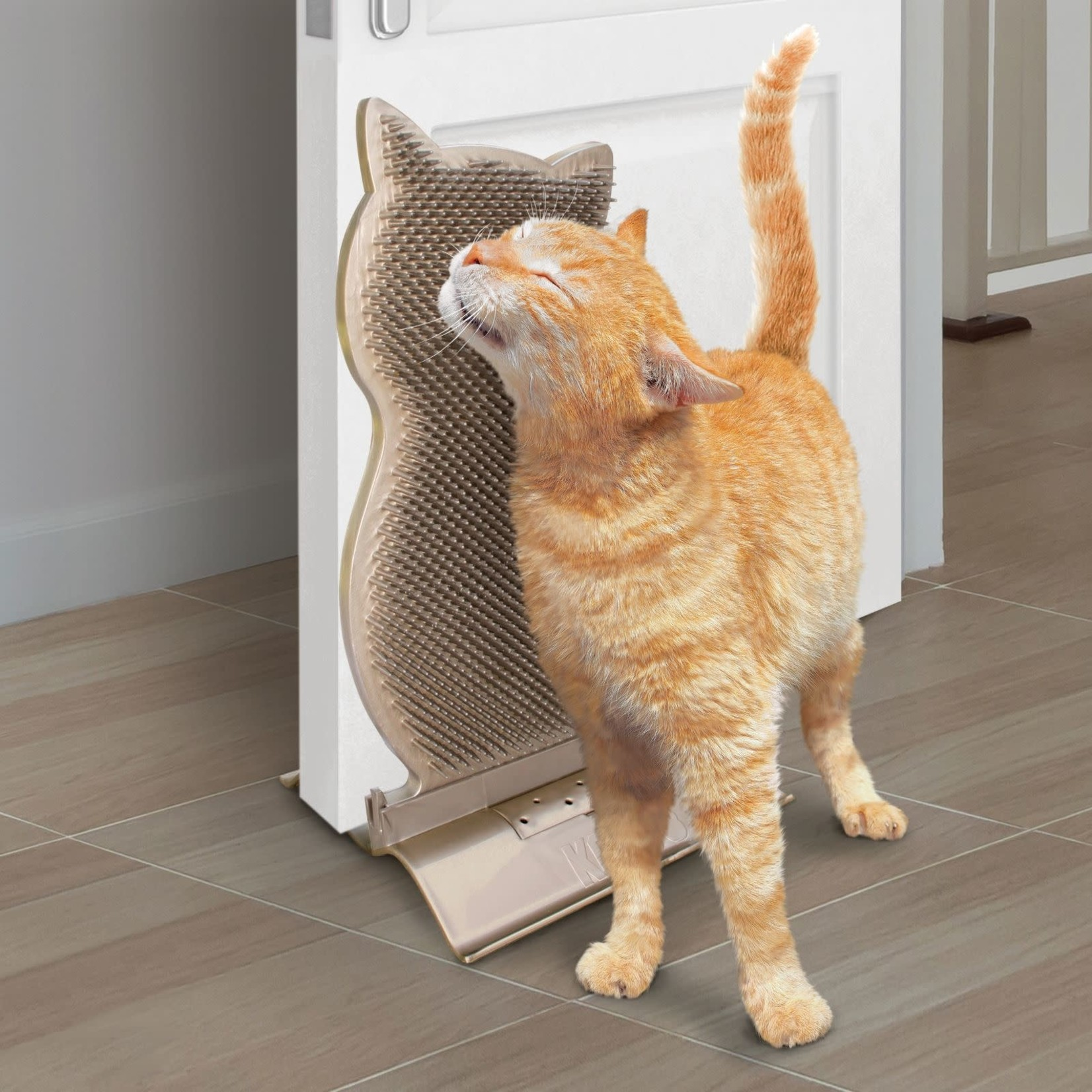Kong Company Kong Connects Kitty Comber Door Attachment
