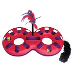 Kong Company Kong Cat Eight Track Cat Toy