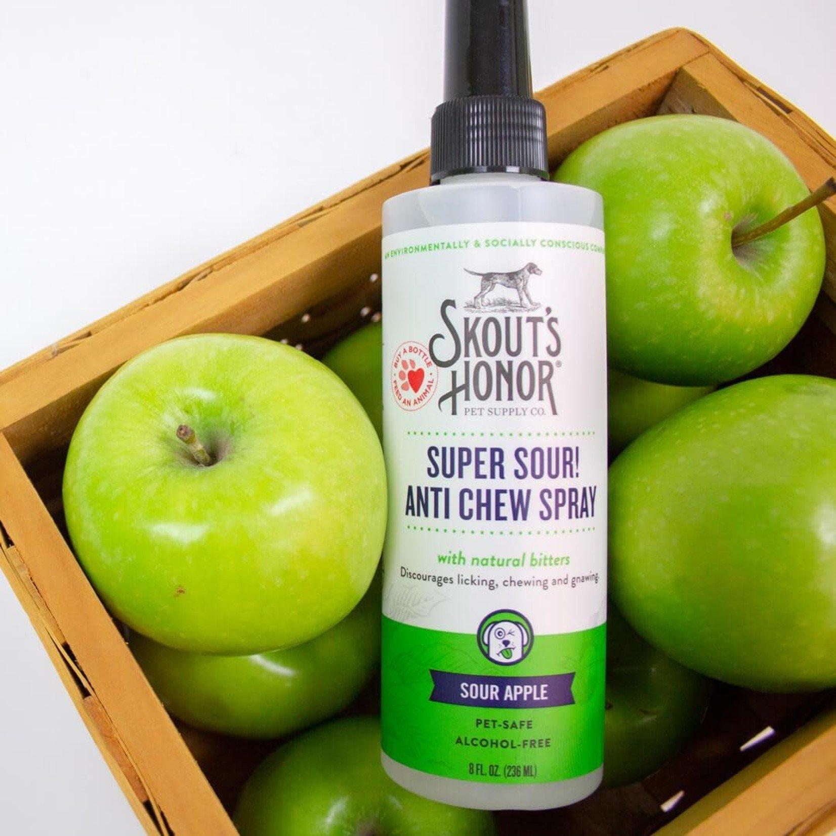 Skouts Honor Skouts Honor Anti-Chew Spray Sour Apple 8 OZ