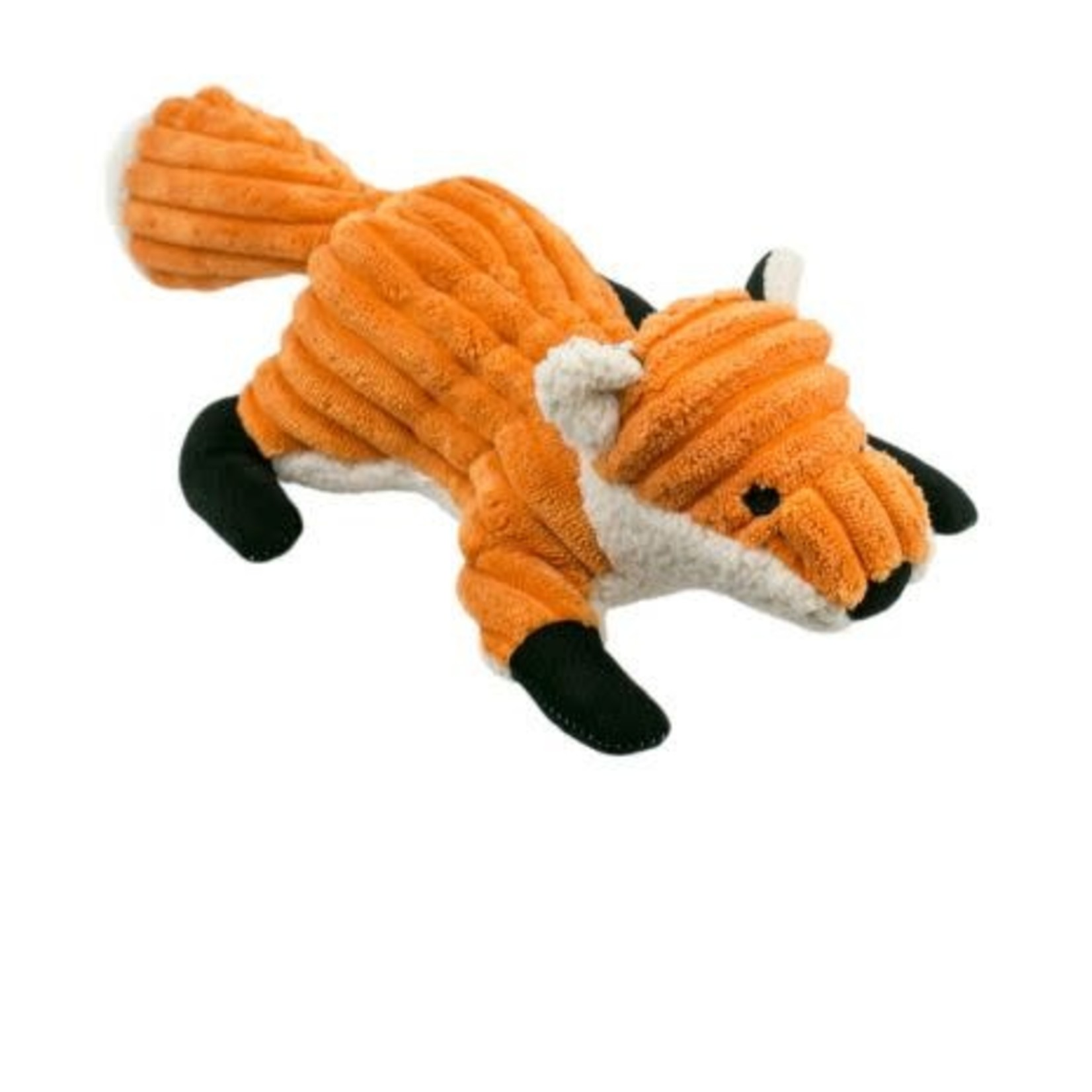 "Tall Tails Tall Tails Dog Plush Squeaker Fox 12"""