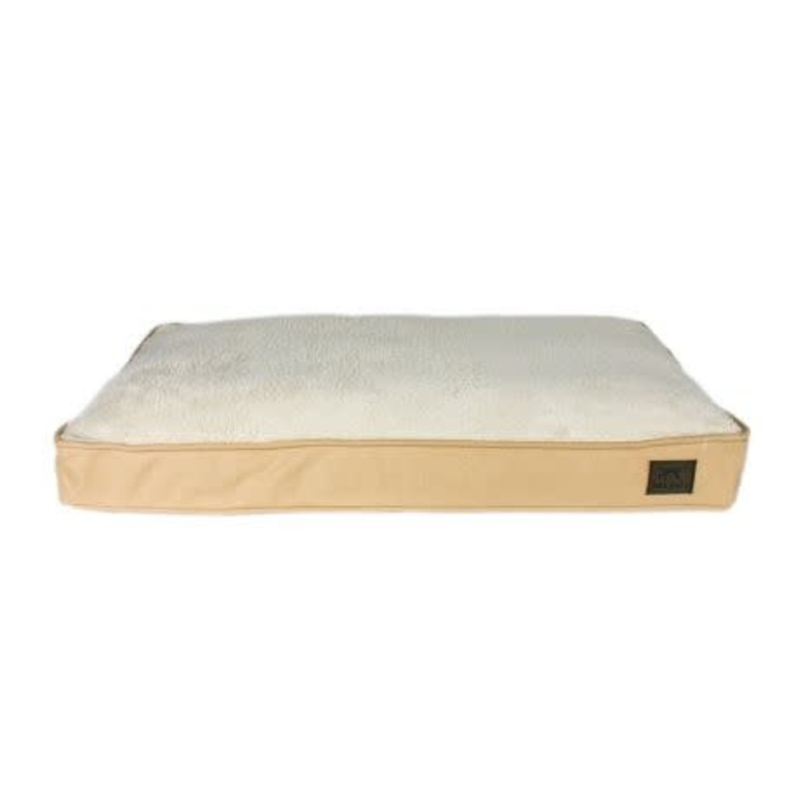 Tall Tails Tall Tails Cushion Bed Khaki Large