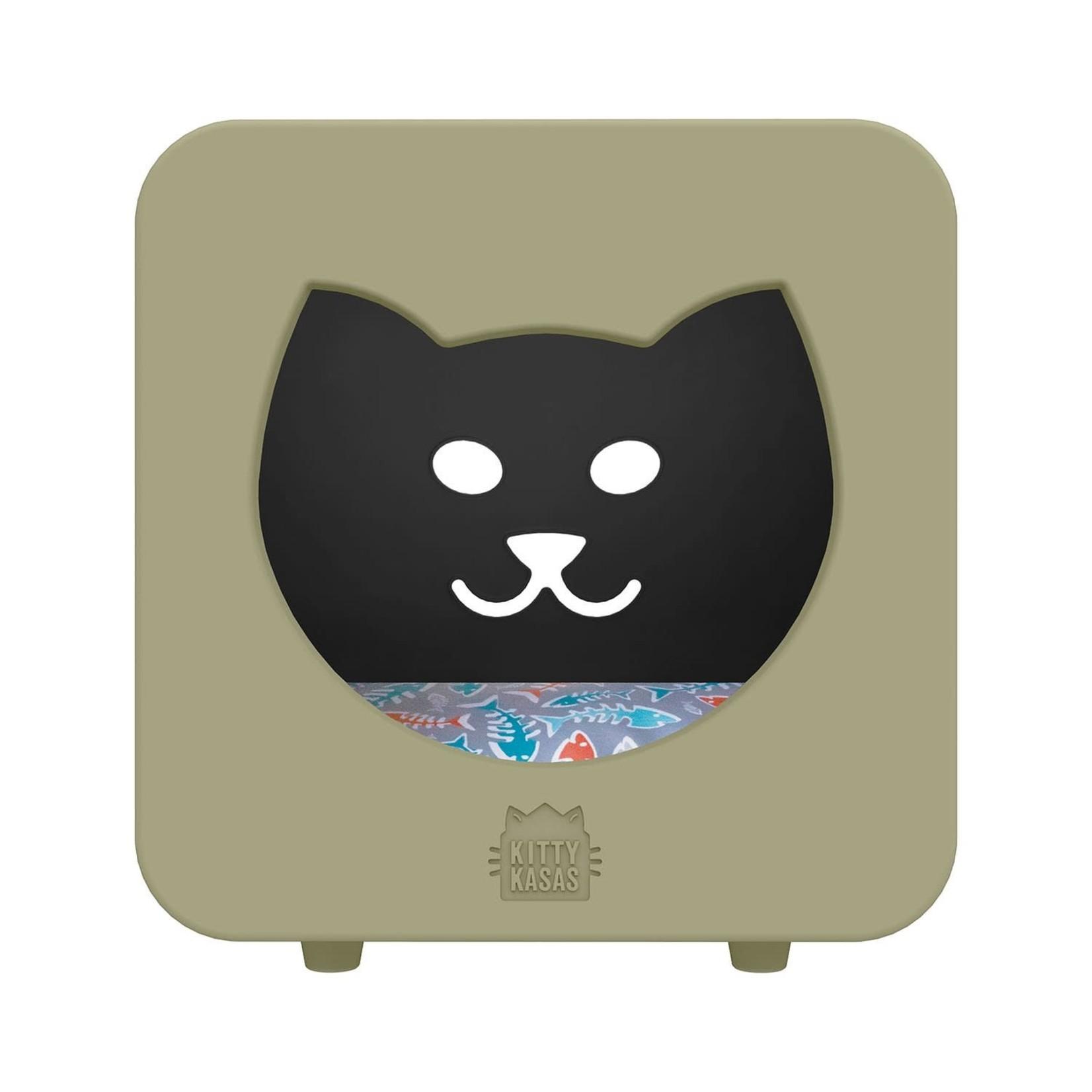 Kitty Kasas Kitty Kasa Bedroom Standard Taupe