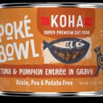 Koha Koha Cat Poke Bowl Tuna & Pumpkin 5.5 OZ