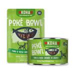 Koha KOHA Cat Poke Bowl Tuna & Duck 5.5 OZ
