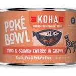 Koha KOHA Cat Poke Bowl Tuna & Salmon 5.5 OZ