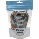 Icelandic+ Iclandic Dog Herring Fish Whole 3 OZ