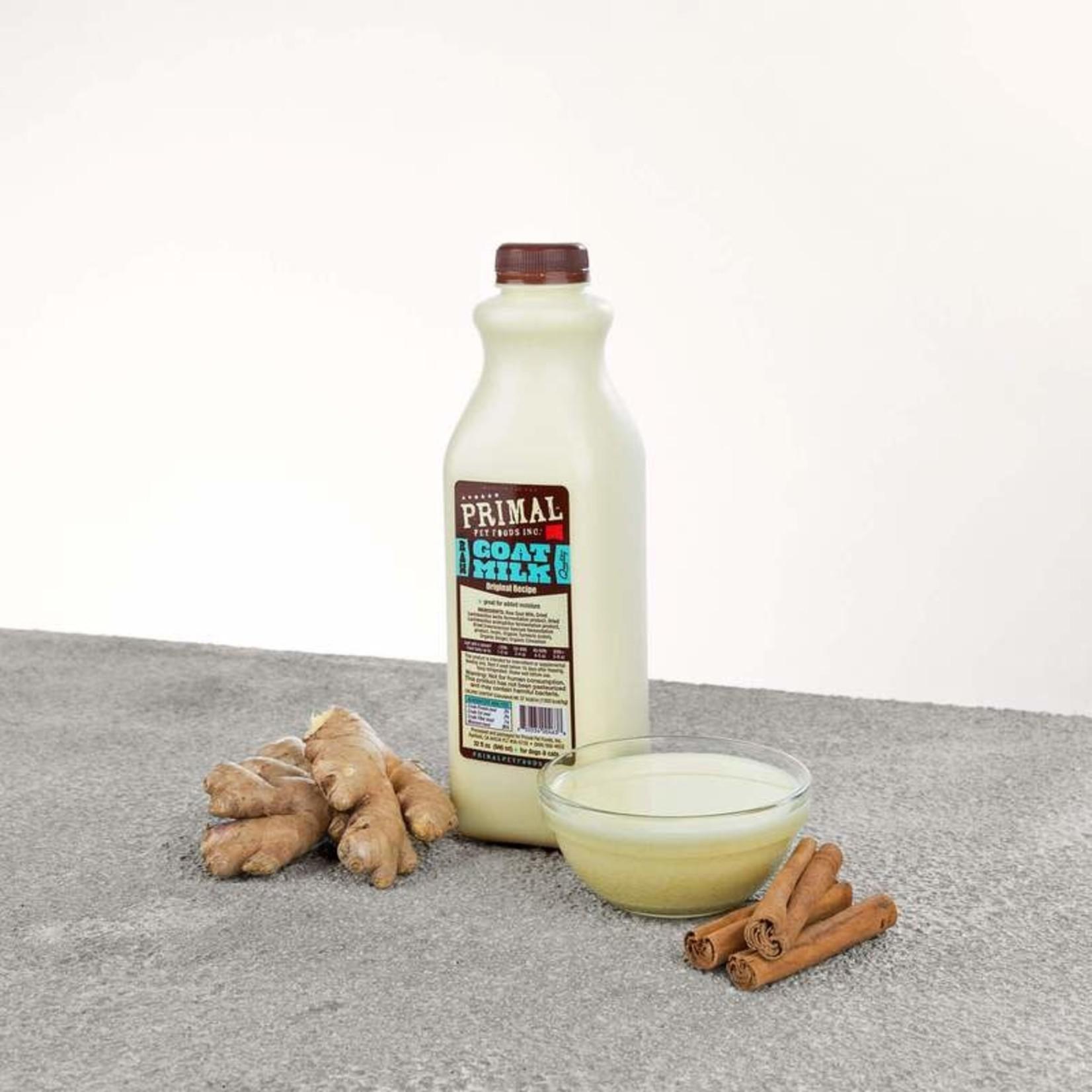 Primal Pet Foods Primal Frozen Raw Goat Milk 16 OZ