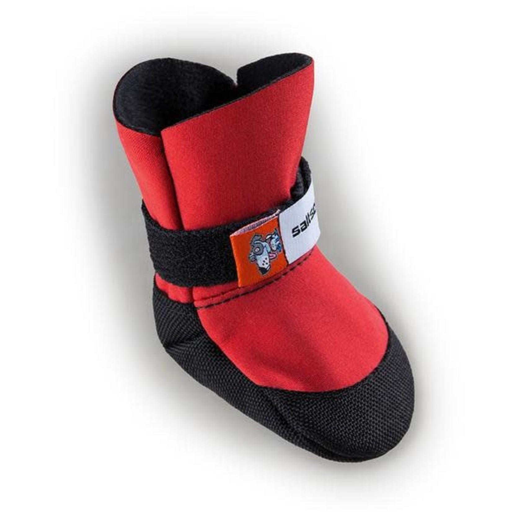 Saltsox Saltsox Boots X-Small Red