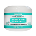 Nootie Antimicrobial Dental Wipes 60 Count