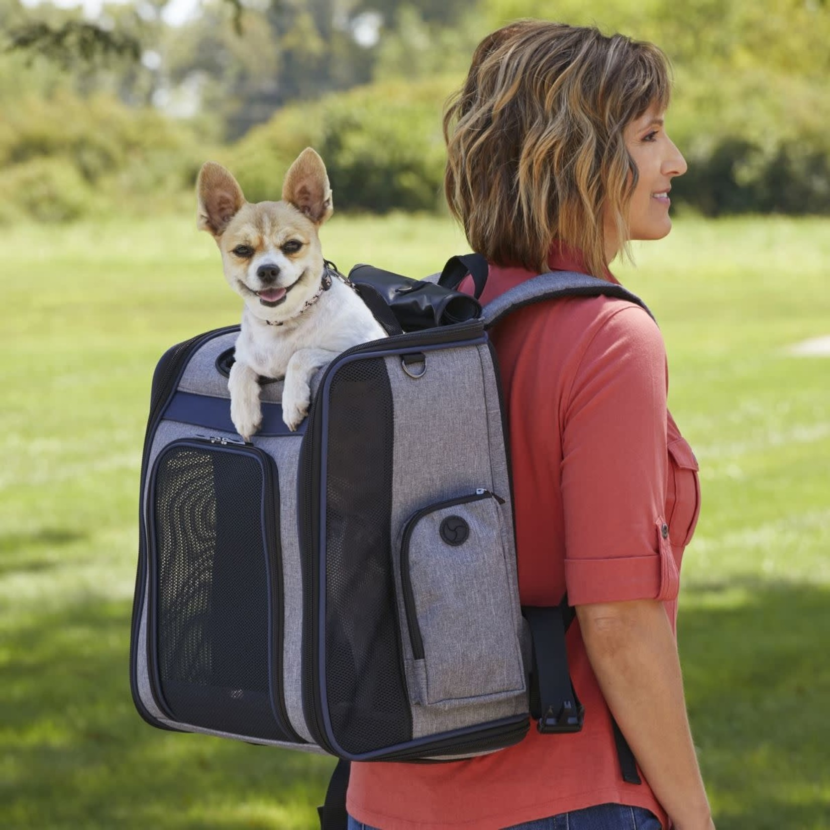 Midwest Homes Day Tripper Back Pack Gray