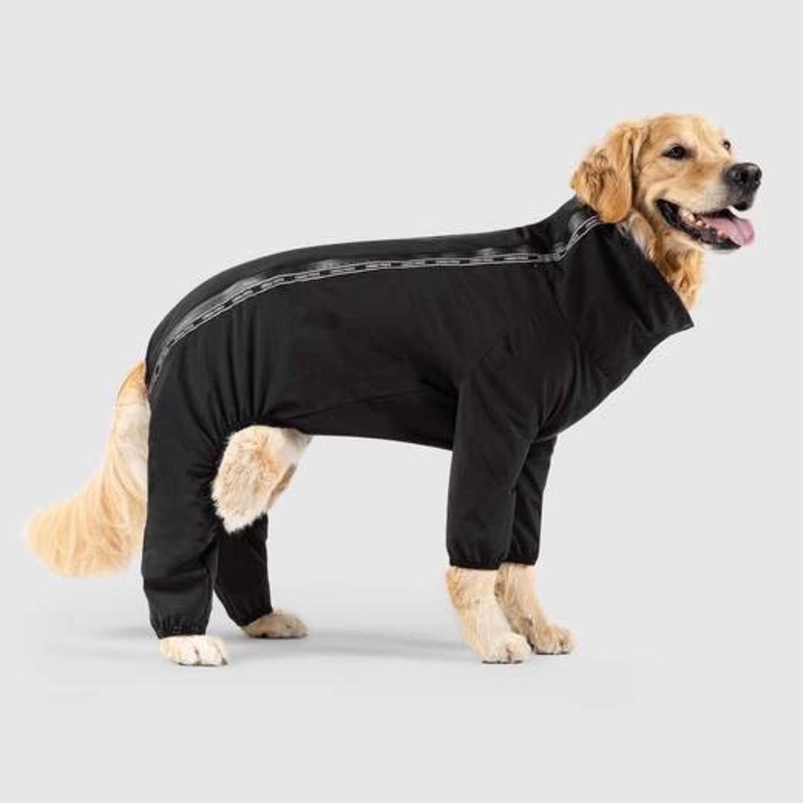 Canada Pooch Canada Pooch Slush Suit Black 18