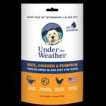 Under The Weather Under The Weather D Chicken, Rice & Pumpkin Bland Diet 6 OZ