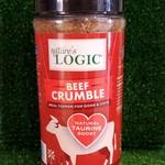 Natures Logic Natures Logic Beef Crumble Food Topper 8 OZ