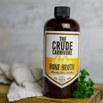 The Crude Carnivore The Crude Carnivore Bone Broth Chicken 16 OZ