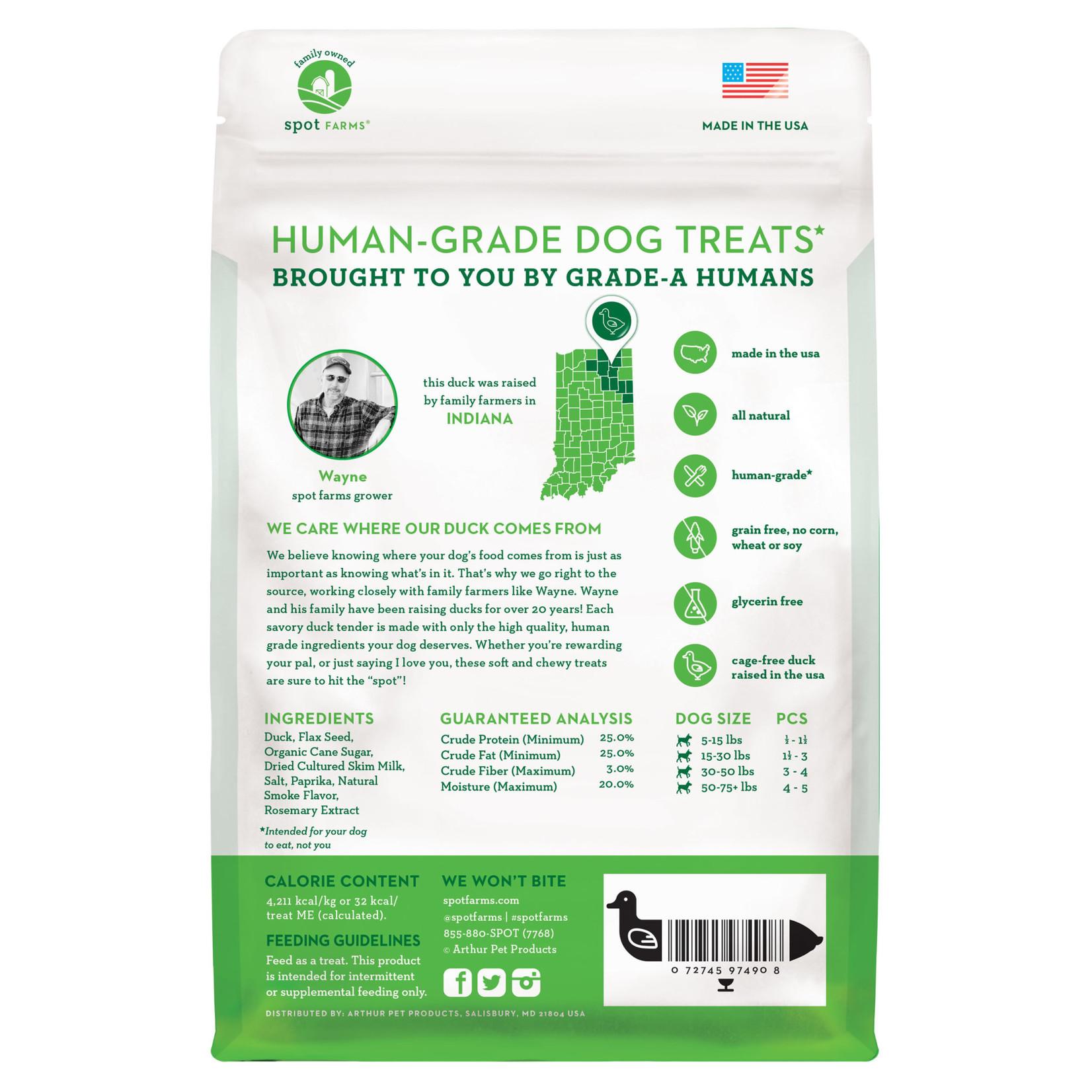 Spot Farms Spot Farm Dog Grain Free Duck Tenders 5 OZ