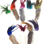 Go Cat Toys Go Cat Da Fur Thing (Single - Assorted Colors)