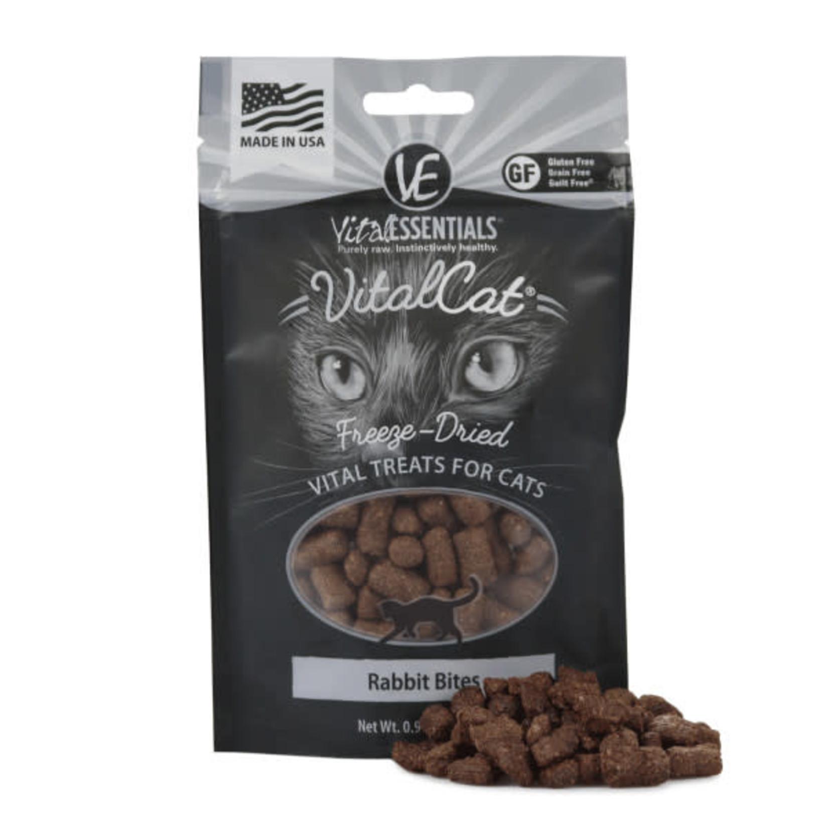 Vital Essentials Vital Essentials Cat Freeze-Dried  Rabbit Bites Treat