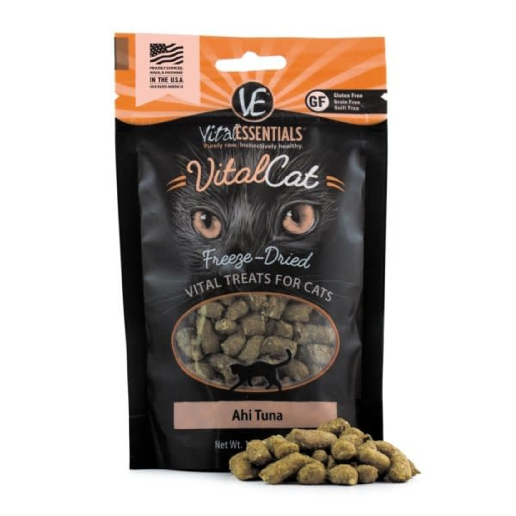 Vital Essentials Vital Essentials Cat Freeze-Dried  Ahi Tuna Treat