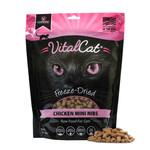 Vital Essentials Vital Essentials Cat Mini Nibs Chicken 12 OZ