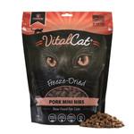 Vital Essentials Vital Essentials Cat Mini Nibs Pork 12 OZ