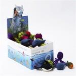Karma Cat Karma Cat - Assorted Aquatic Wool Toys (Single)
