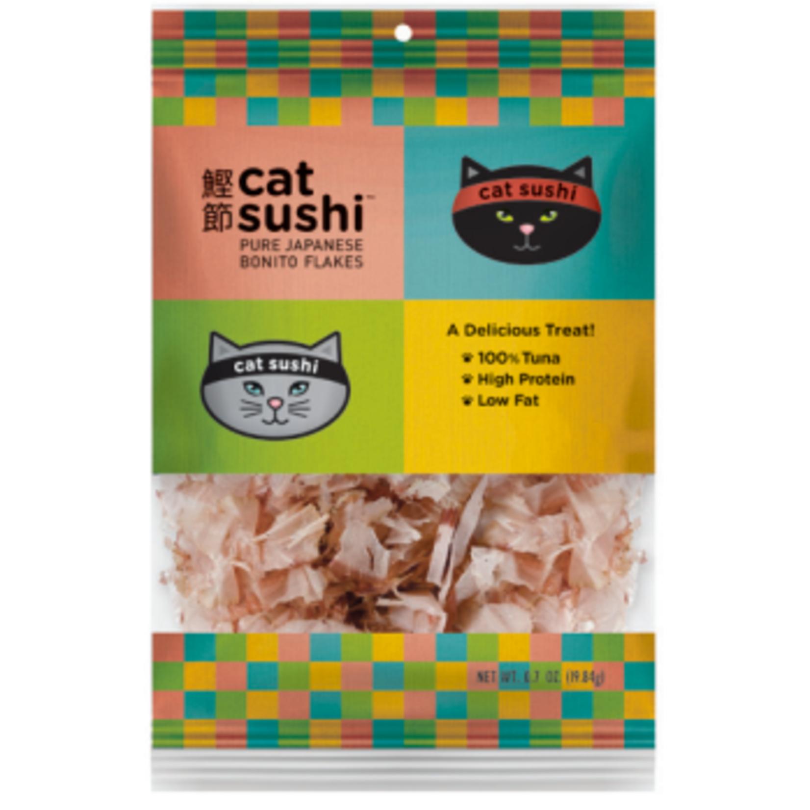 Presidio Presidio Cat Sushi Bonito Flakes Classic Cut .7 OZ