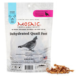 Mosaic Mosaic Dog Dehydrated Quail Feet 3 OZ