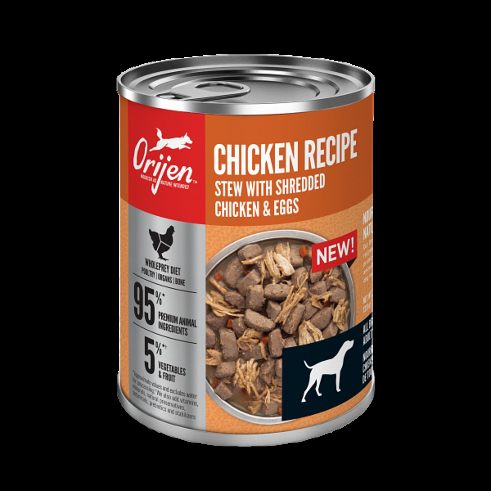 Orijen Orijen Dog Grain Free Stew Chicken 12.8 OZ